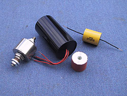 Special and Custom Capacitors